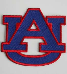 AUBURN TIGERS UNIVERSITY COLLEGE FOOTBALL NCAA EMBROIDERED LOGO IRON