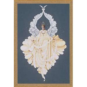 Peace Angel   Cross Stitch Pattern: Arts, Crafts & Sewing