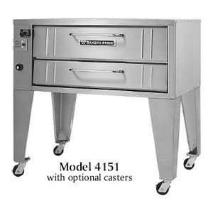 Bakers Pride 3152 Pizza Deck Oven Gas Double Deck 45 Appliances