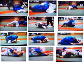 GIRL WOMEN JUNIOR JUDO EUROPEAN GROUNDFIGHT SANKAKU SANKAJU CHOKES