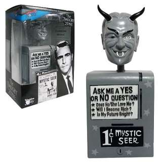 The Twilight Zone~MYSTIC SEER~Bobble Head (Includes Fortune Telling