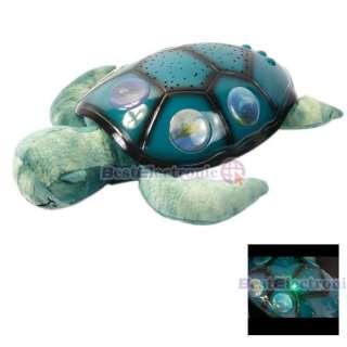 New Twilight Constellation Stars Sea Turtle Night Light