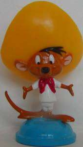 Lot of 50 Speedy Gonzales Figurines Looney Tunes Figure