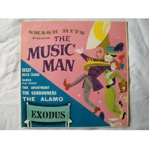 : HOLLYWOOD SOUND STAGE CHORUS The Music Man LP 1960: Hollywood Sound