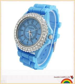 Stylish Fashion Luxury Crystal Women/ Lady Wrist Watch