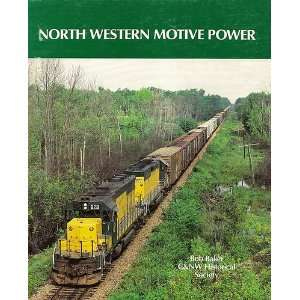 North Western Motive Power: Bob Baker:  Books