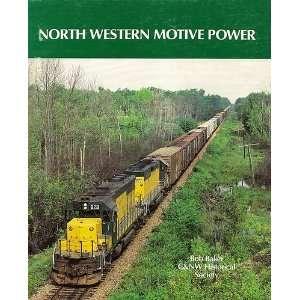 North Western Motive Power: Bob Baker:  Books