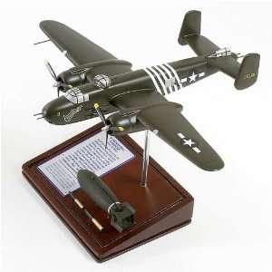 B 25H Mitchell Barbie Desktop Model Plane/Museum Quality