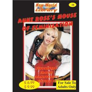 Aunt Roses House Of Feminisation   Transvestite Novel