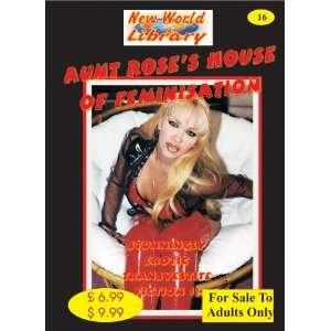 Aunt Roses House Of Feminisation   Transvestite Novel
