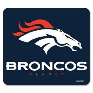 NFL Denver Broncos Transponder / Toll Tag Cover Sports