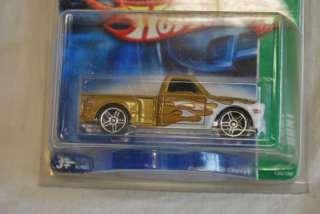 2007 Hot Wheels Treasure Hunt Custom 69 Chevy On Card