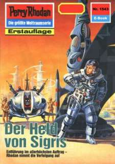 & NOBLE  Perry Rhodan 1543: Der Held von Sigris (Heftroman): Perry
