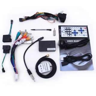 98 02 Mercedes Benz E class W210 Car GPS Navigation  Radio TV IPOD