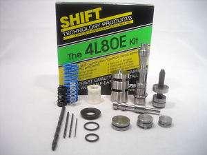 S34165E Superior Shift Correction Kit 4L80E K4L80E