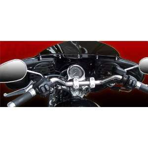 HOPPE INDUSTRIES HDF XLS AUDIO BATWING FAIRING FOR HARLEY: Automotive