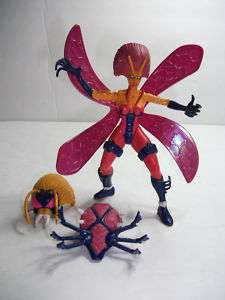 1990s Toy Biz Marvel Comics Avengers Wasp Figure