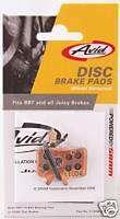 AVID DISC PADS FOR JUICY 3,5,7 & BB7 BRAKES