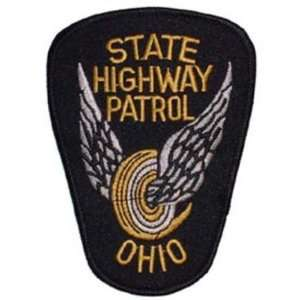 Ohio State Highway Patrol Patch 3 Patio, Lawn & Garden
