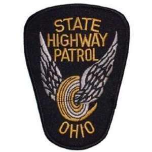 Ohio State Highway Patrol Patch 3 Patio, Lawn & Garden