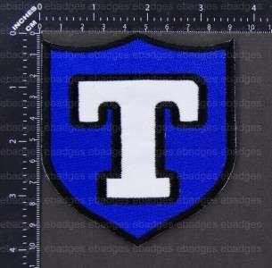 C114 NHL Toronto Arenas Primary Logo Iron On Patch