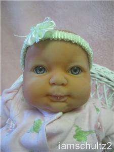 Baby BOO BOO Cuddly Pucker Face REBORN Infant Newborn Berenguer Baby