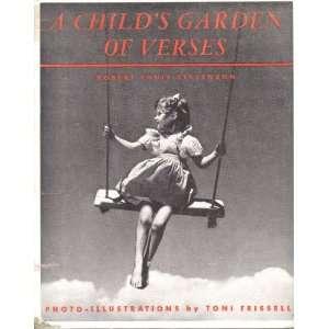 by Toni Frissell Robert Louis Stevenson, Toni Frissell Books