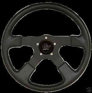Tomberlin Emerge Golf Cart Gustom Grant Steering Wheel