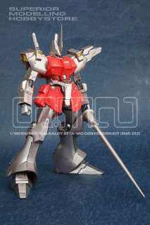 SMS 252 1/100 RMS 117 Galbaldy Beta MG parts Gundam