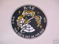 USAF AIR FORCE 2ND SPACE LAUNCH SQUADRON 2 SLS NRO B 12 TITAN 4B PATCH