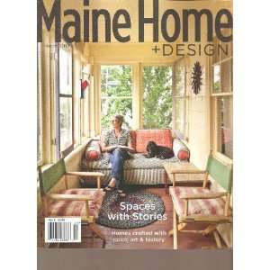 Maine Home + Design Magazine (March 2012): Various: Books