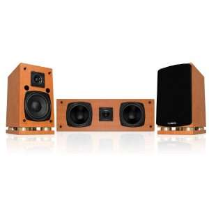 Fluance SX Series Center Channel & Surround Sound Speakers