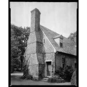 Adam Thoroughgood House,Norfolk vic.,Princess Anne County