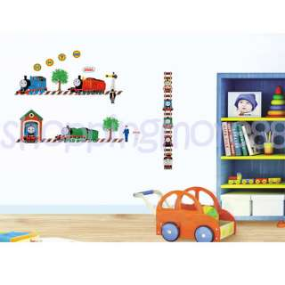 Thomas the Tank Engine and Friends Kids Child Cute Wall Sticker Home