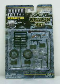 BBI Blue Box Elite Force WWII US 1/18 Weapon Set A #839