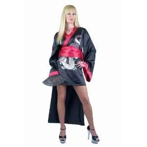 Geisha Girl Adult Costume Toys & Games