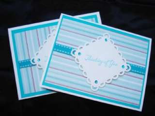 Lot Handmade Thinking of You Cards Stampin Up Lacey