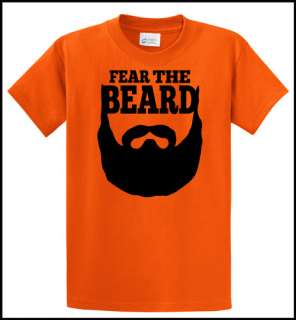 Fear The Beard   Brian Wilson   SF San Francisco Giants   T Shirt