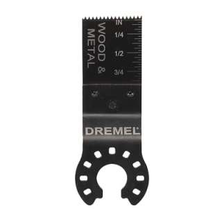 DREMEL MM440 MULTI MAX 3/4 WOOD FLUSH CUT BLADE
