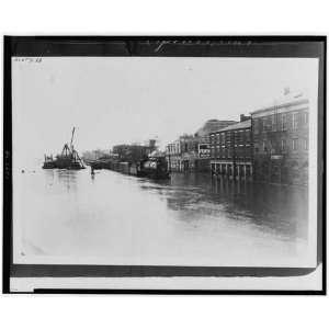 Cape Girardeau, Scott County,Missouri,MO,1927 Flood