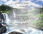 Gift for brother sister items in Meaningful gifts Personalized Poem