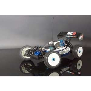 Associated RC8 1/8 R/C Nitro Buggy Factory Team Kit (RC