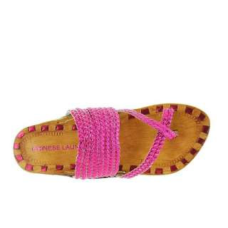 Chinese Laundry BIND01IKD Womens Thong Sandals Rock Steady Hot Pink