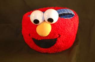 Plush Sesame Street ELMO Easter Basket Halloween Bag