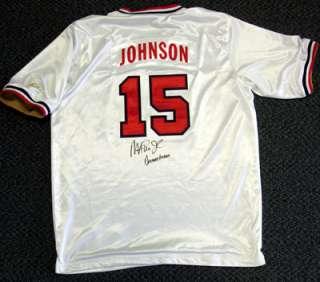 Nike White Team USA Warm Up Jersey Shirt Dream Team PSA/DNA #3A55158