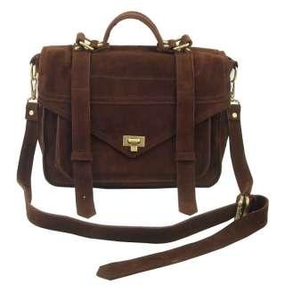 Gossip Girl Blair Real Leather Satchel Shoulder Bag NEW