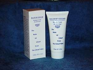 The Blam of Gilead Healing Cream from The Gilead Valley 2 tubes for $