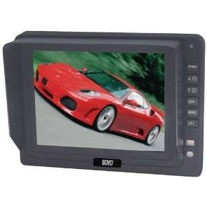 New BOYO VTM5000 5 TFT LCD DIGITAL PANEL MONITOR WITH 3 VIDEO INPUTS
