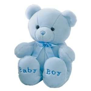 Aurora Plush Baby 18 inches Comfy Blue Baby Boy Bear