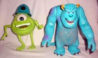 Talking Interactive Monsters Inc. Mike Wazowski & Talking Sulley